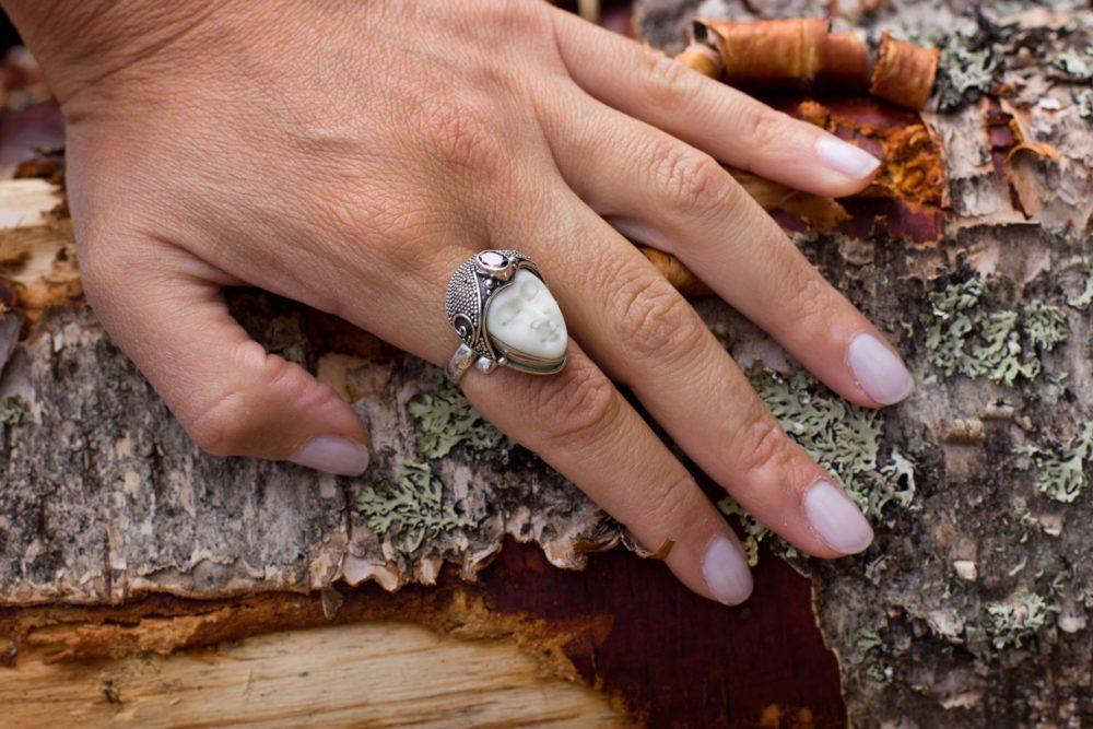 Bali Goddess Ring 2