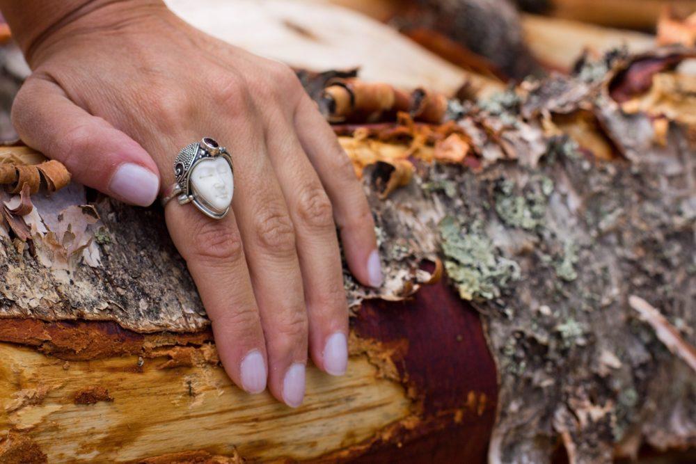 Bali Goddess Ring 3
