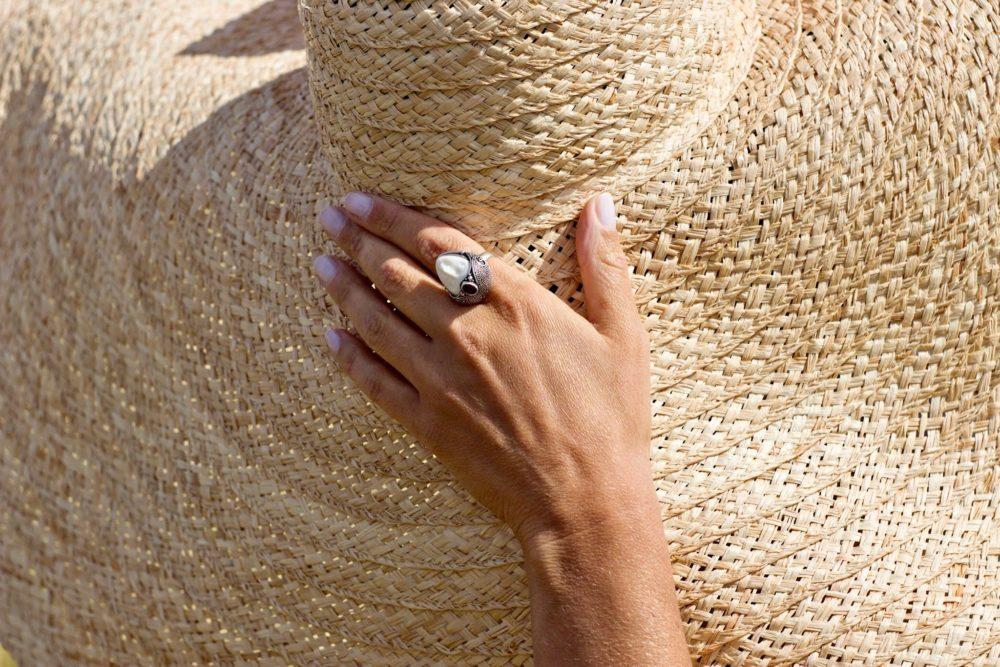 Bali Goddess Ring 4