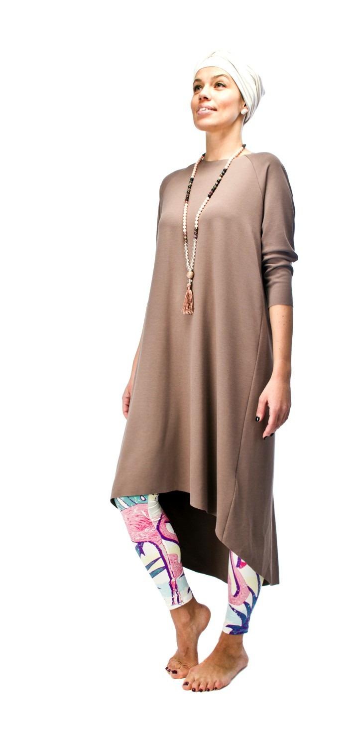 Cappucino Sofie Dress 1