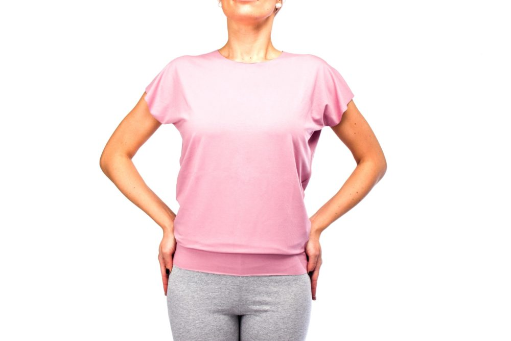 Dirty Pink Top S/M 2
