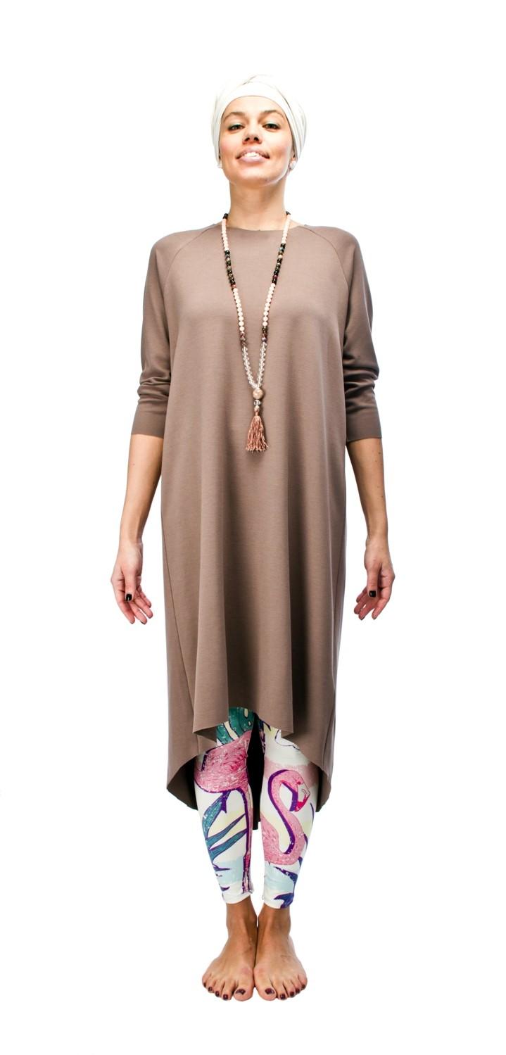 Cappucino Sofie Dress 2