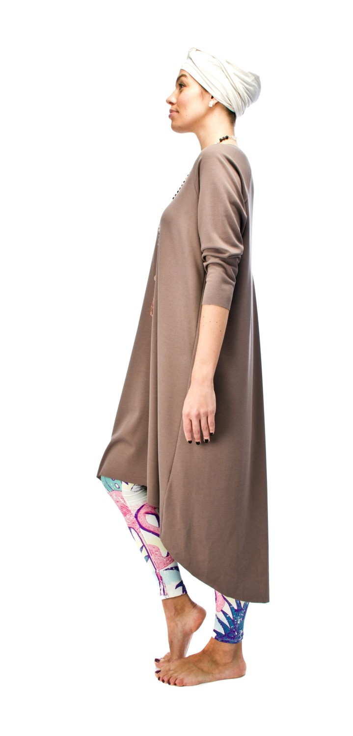 Cappucino Sofie Dress 5