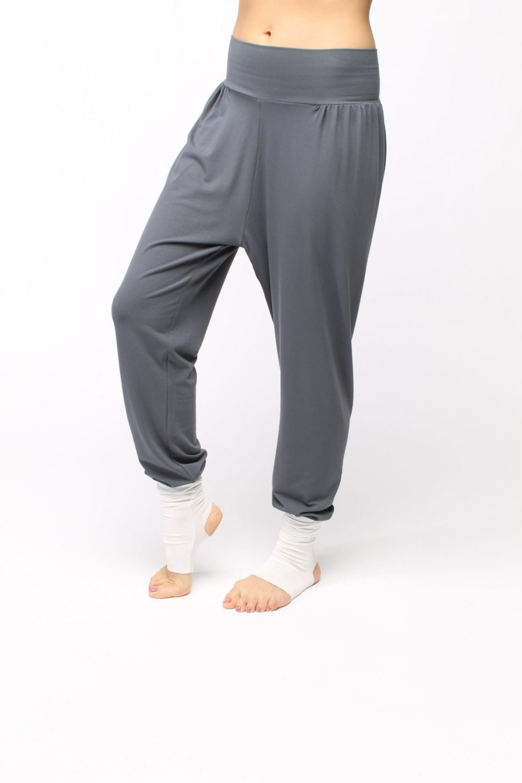 Indigo Grey Comfy Pants S/M 1