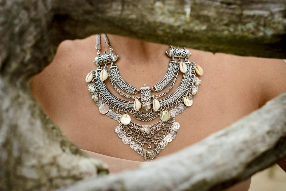 Tribal Ethnic Necklace 4