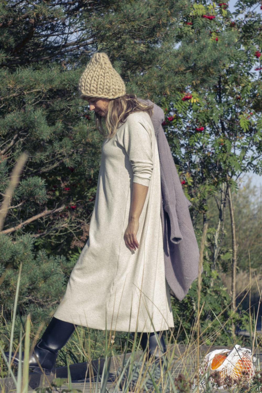 Pia Dress Linen 1