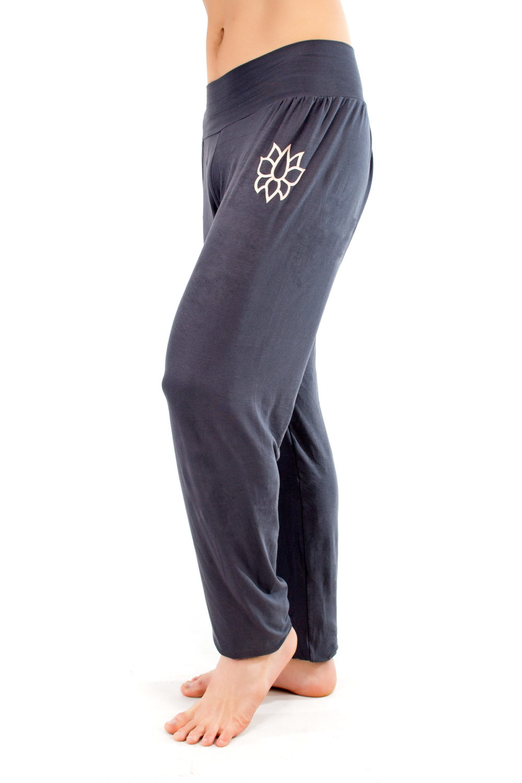Indigo Grey Comfy Pants S/M 3