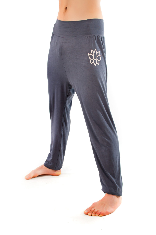 Indigo Grey Comfy Pants S/M 2