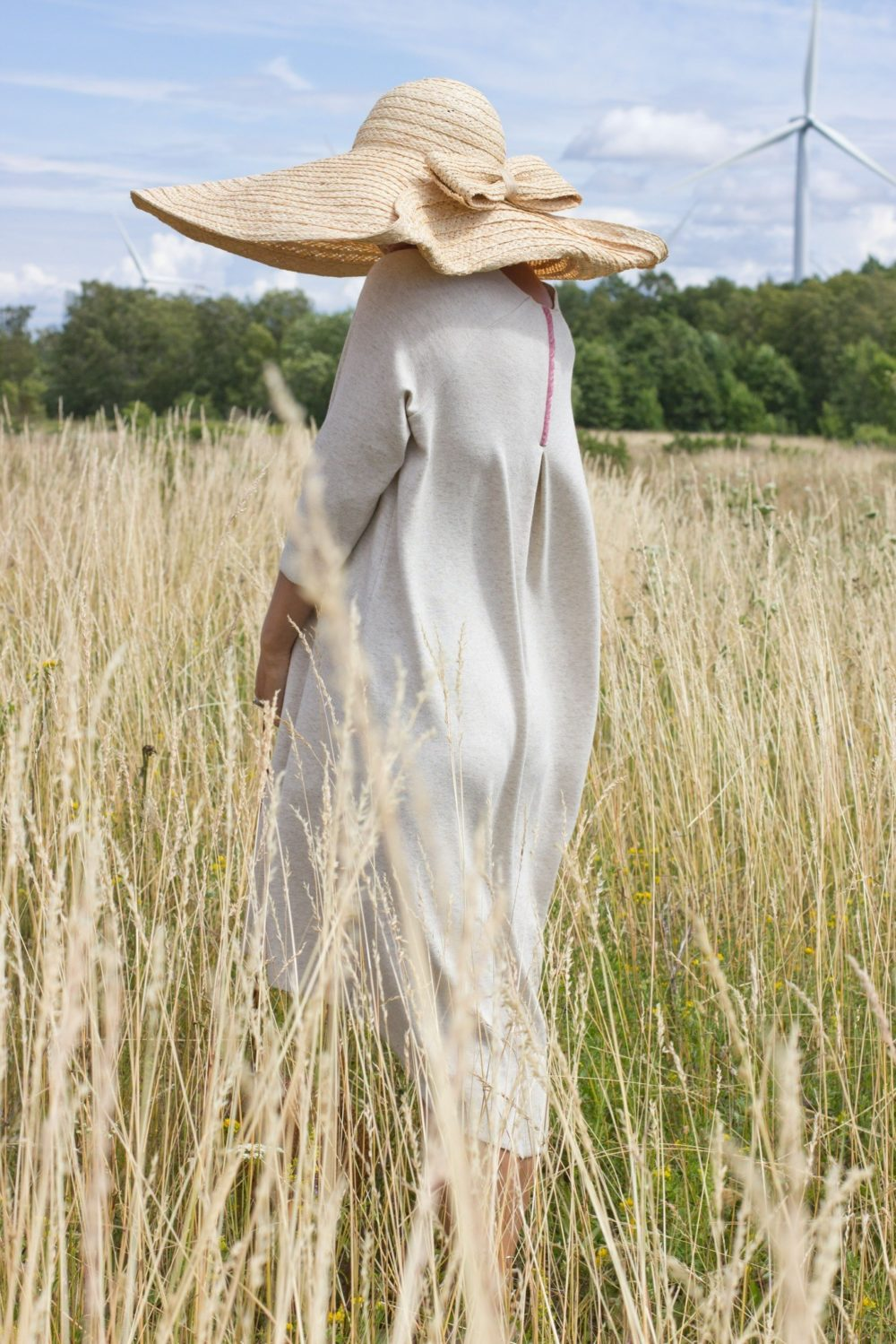Sofie Dress Linen 1