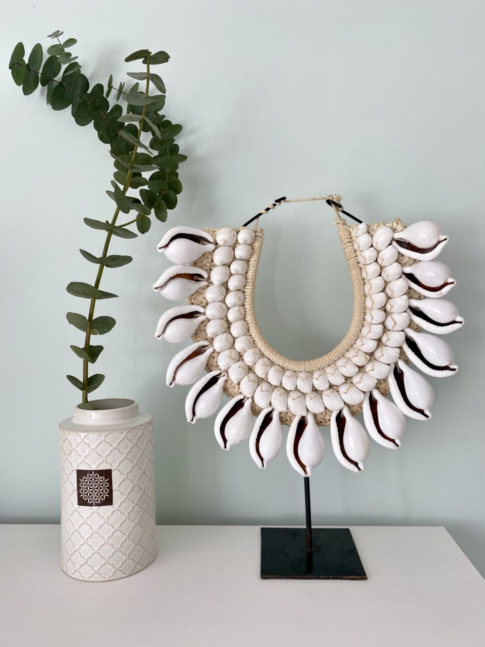 Sea Shell Collar 1