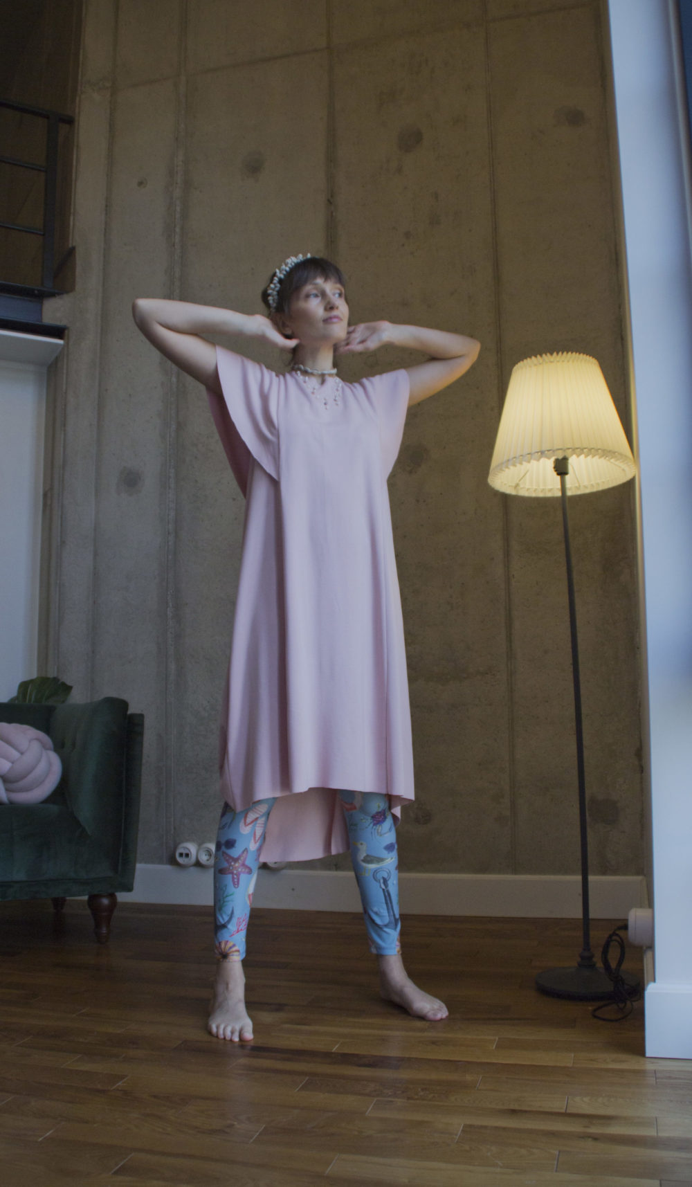 Mona Blush Pink 5