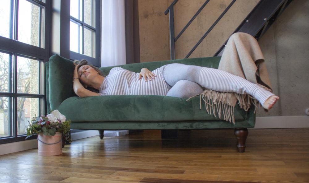 Maternity Leggie L/XL 6