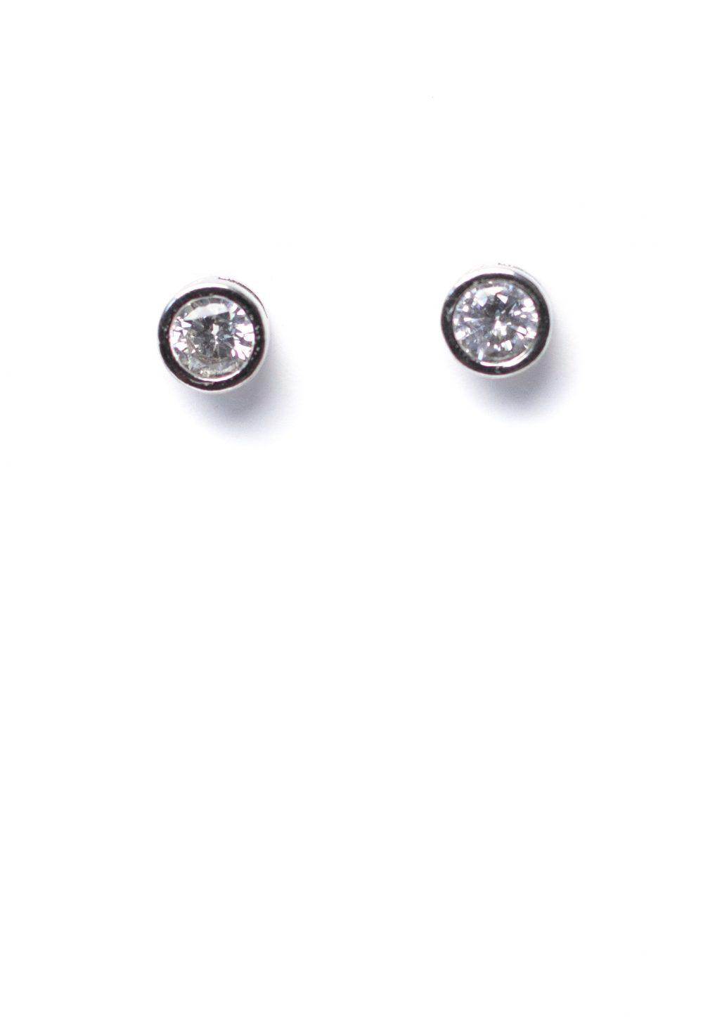 Silver American Diamond 3