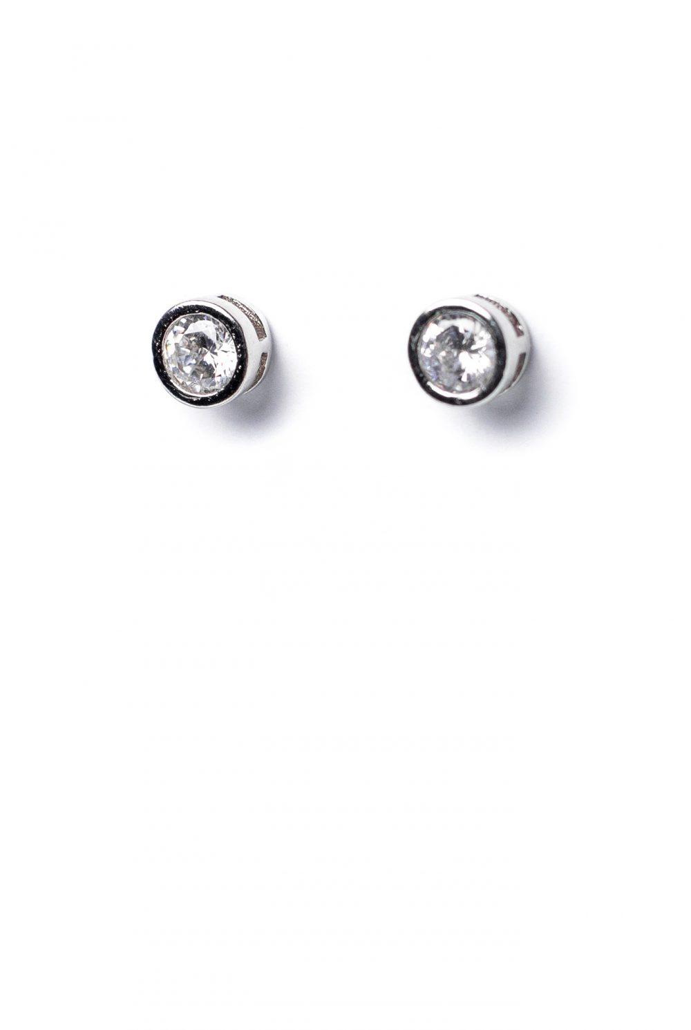 Silver American Diamond 1