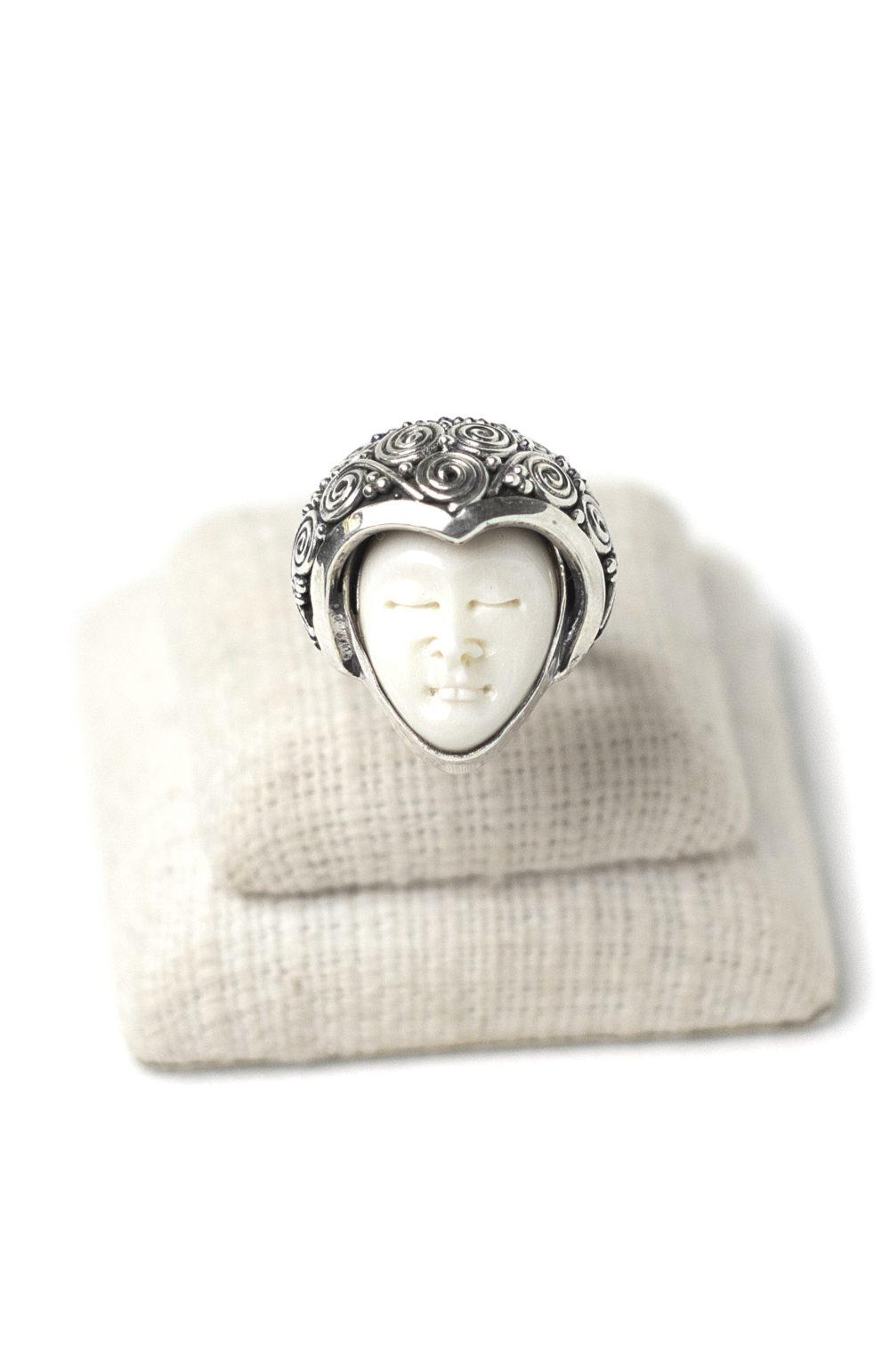 Simple Goddess Ring 1