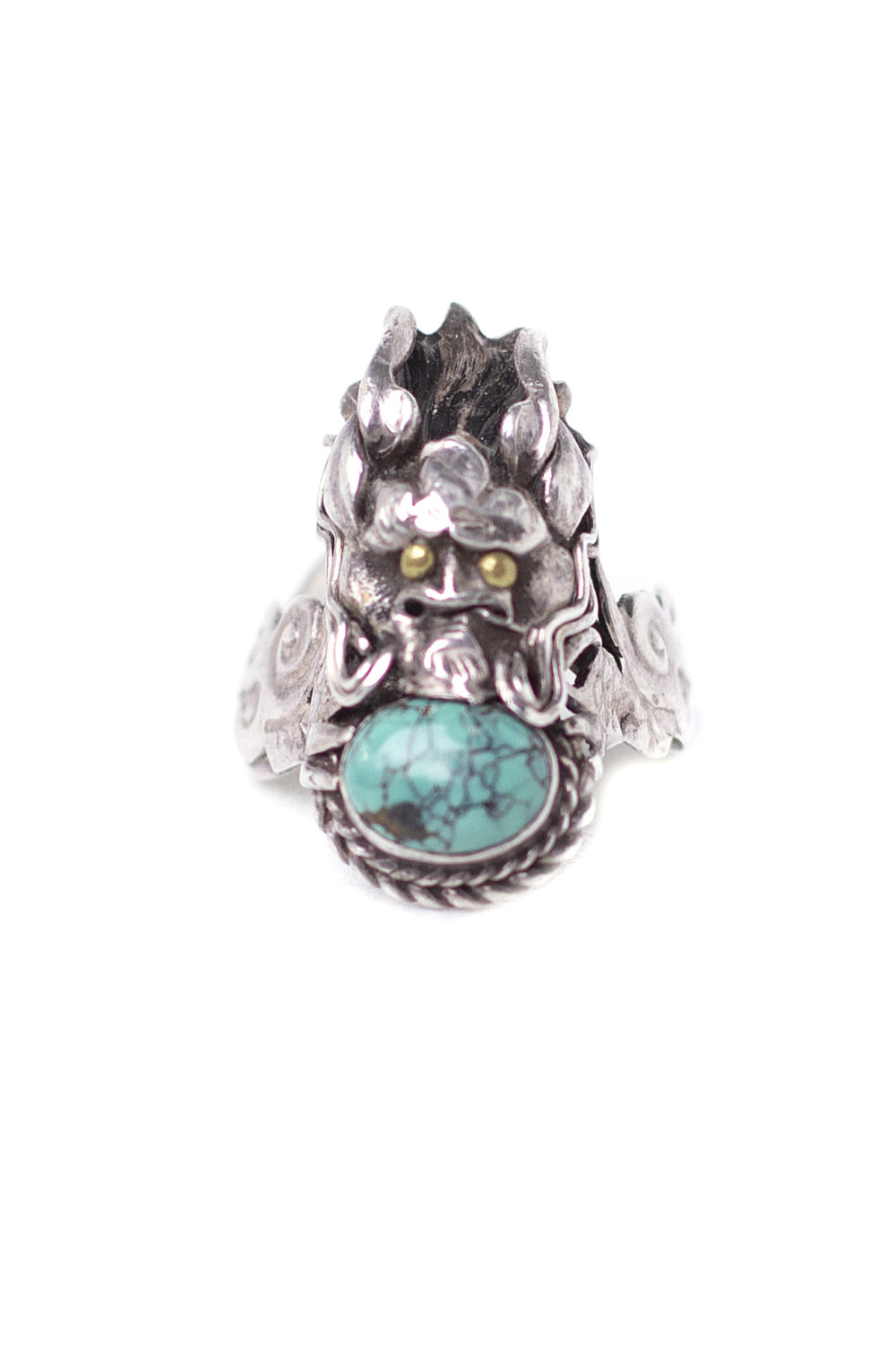 Nepal Dragon Ring 2