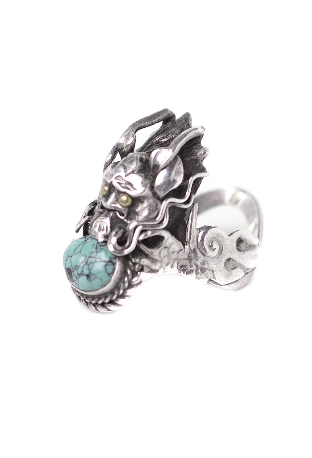 Nepal Dragon Ring 1