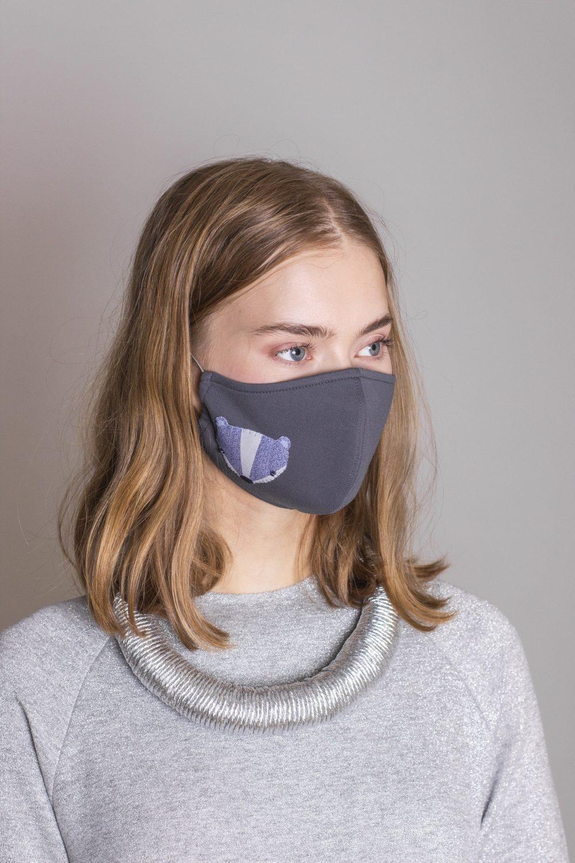 Racoon Mask 2