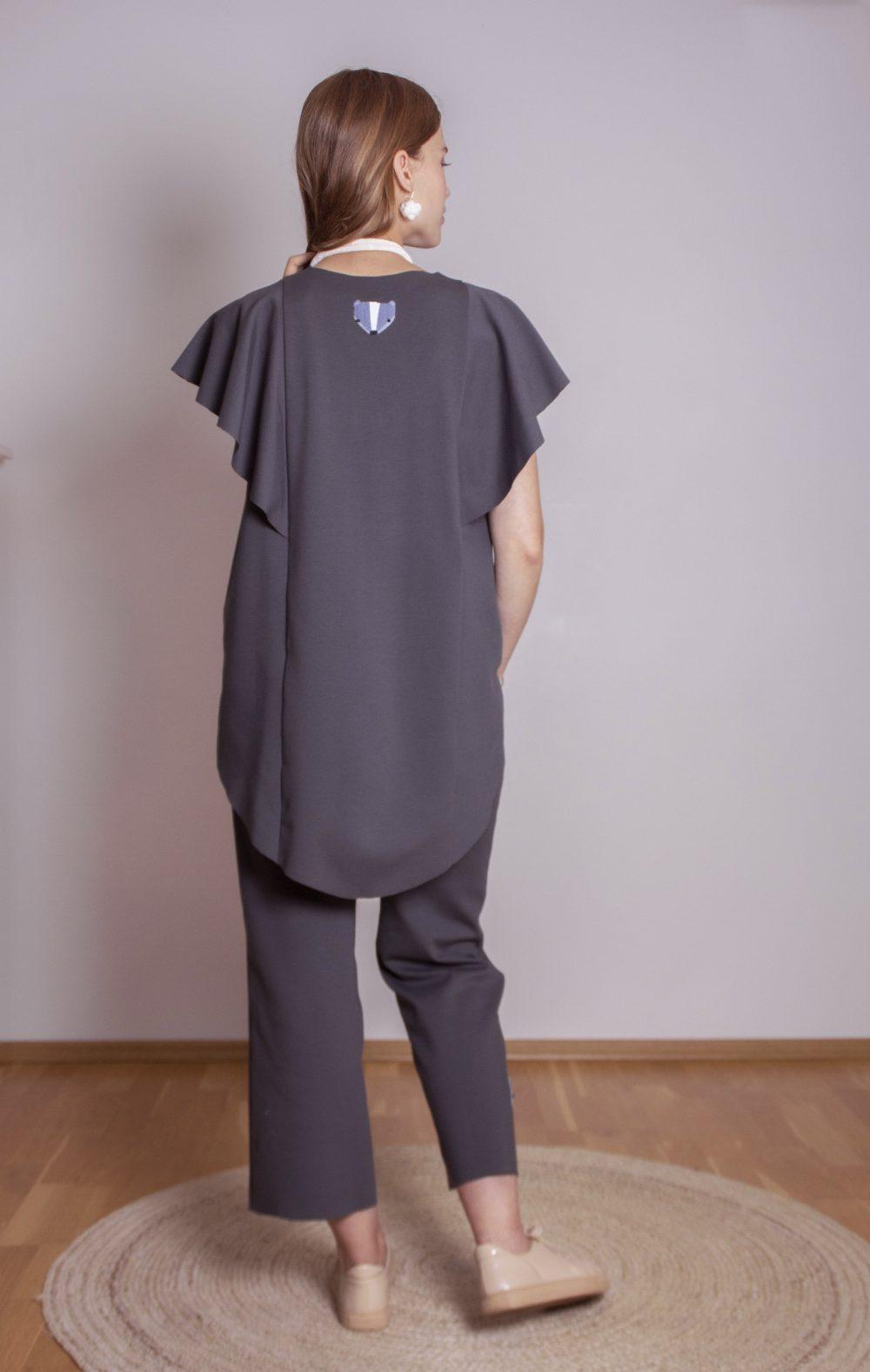 Racoon Culoté Pants M/L 2