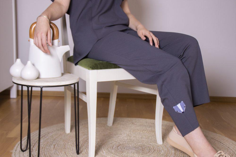 Racoon Culoté Pants S/M & M/L 6