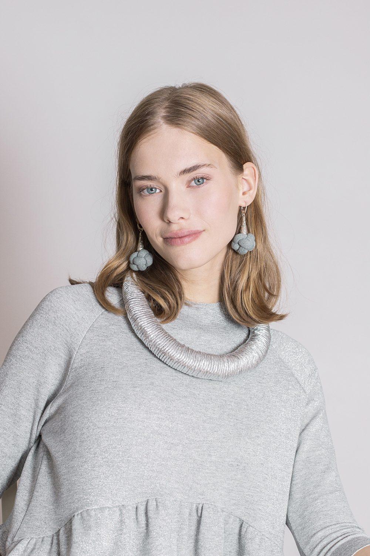 Diamond Knot Earrings 3