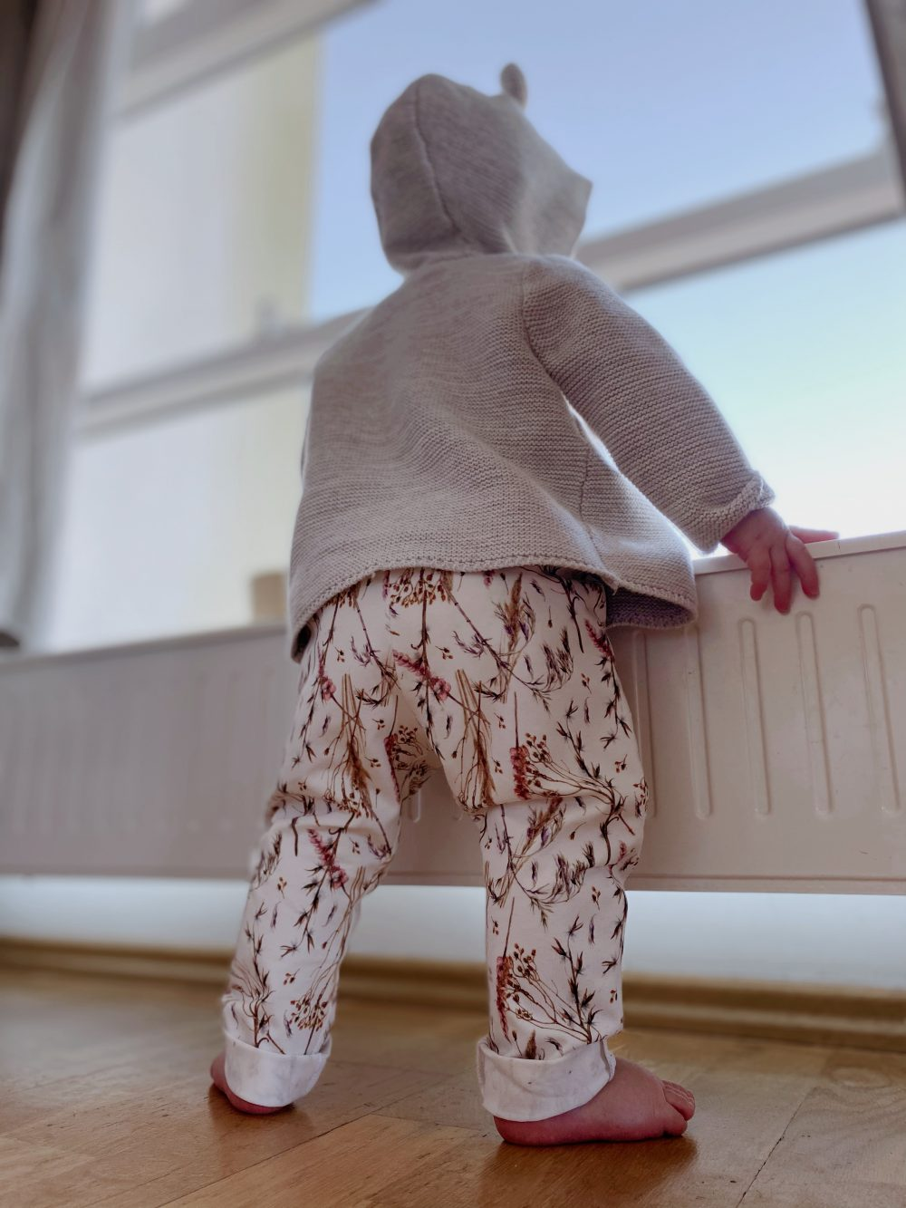 Spring Baby Pants 1