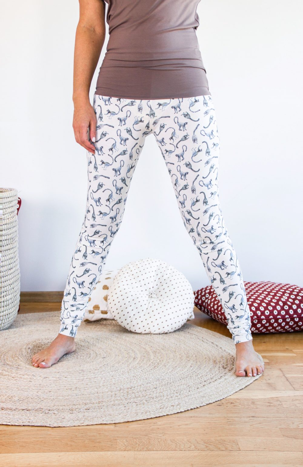 Lemur Leggings S/M 4