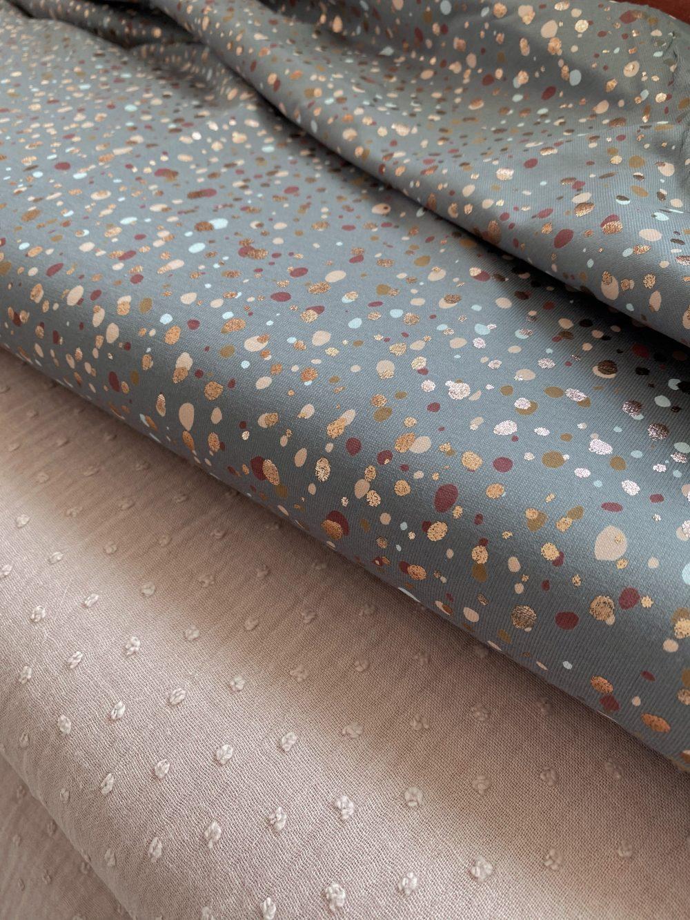 Copper Dots Leggings S/M 2