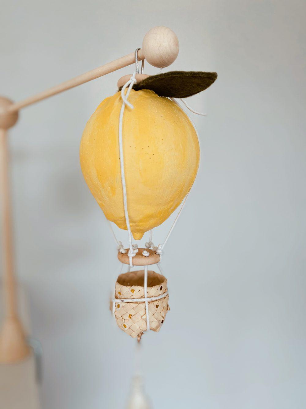 Lemon Balloon 5