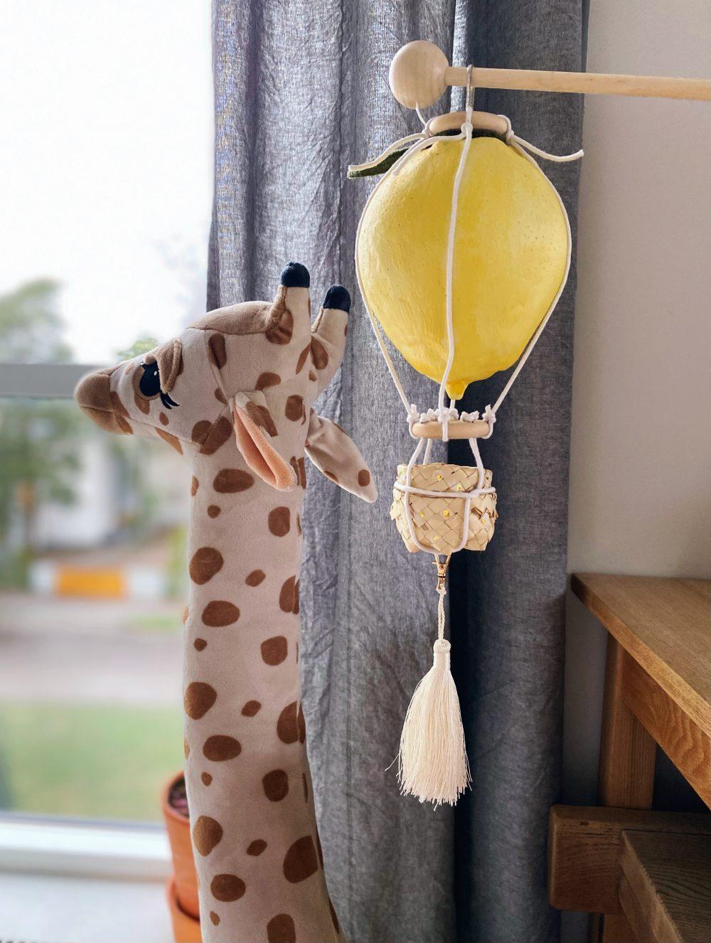 Lemon Balloon 2