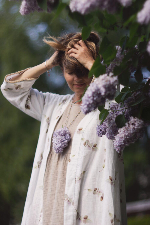 Eucalypt Kimono 1
