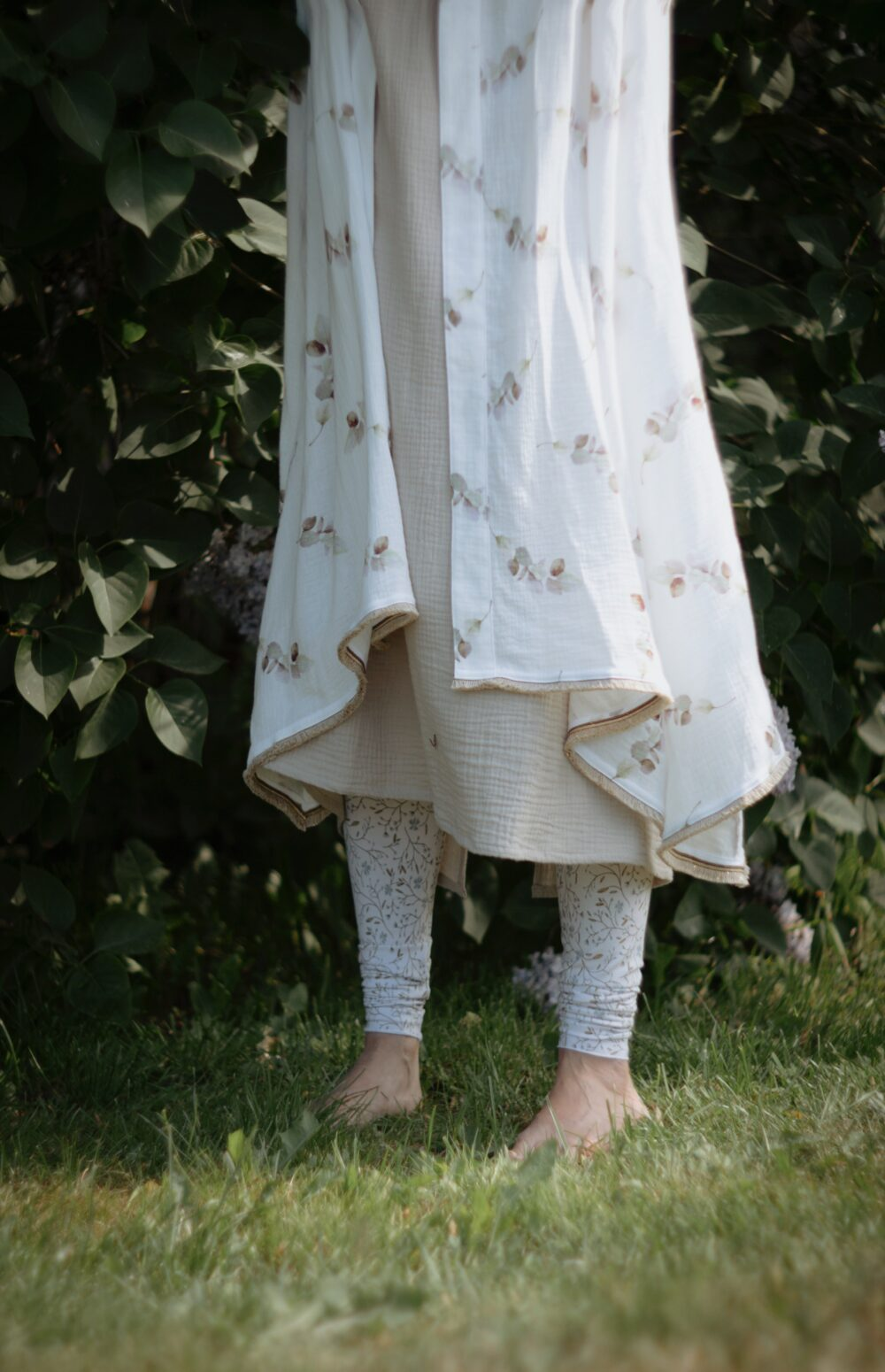 Forget-Me-Not Leggings S/M 2