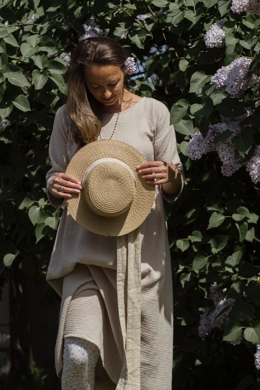 Terracotta Dress S/M 3