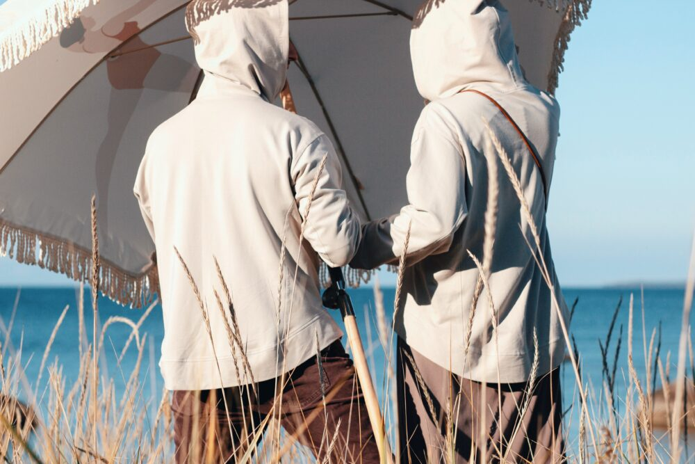 Boyfriend's Hoodie Sand 3